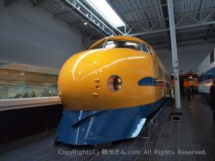 922形新幹線電気軌道総合試験車 通称「ドクターイエロー」