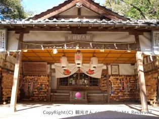 桃太郎神社本体