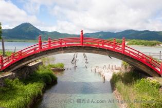 三途の川に架かる橋