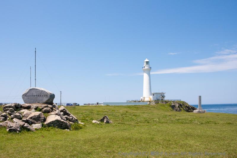 尻屋崎灯台周辺の雰囲気