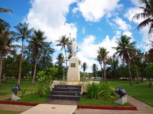 ミニ自由の女神像