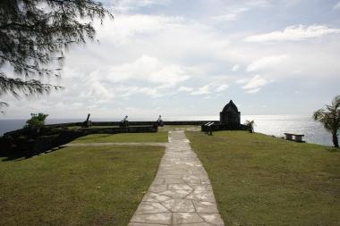 ソレダッド砦の全貌