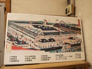 製糸場の全景