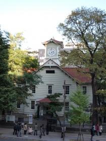 札幌市時計台2