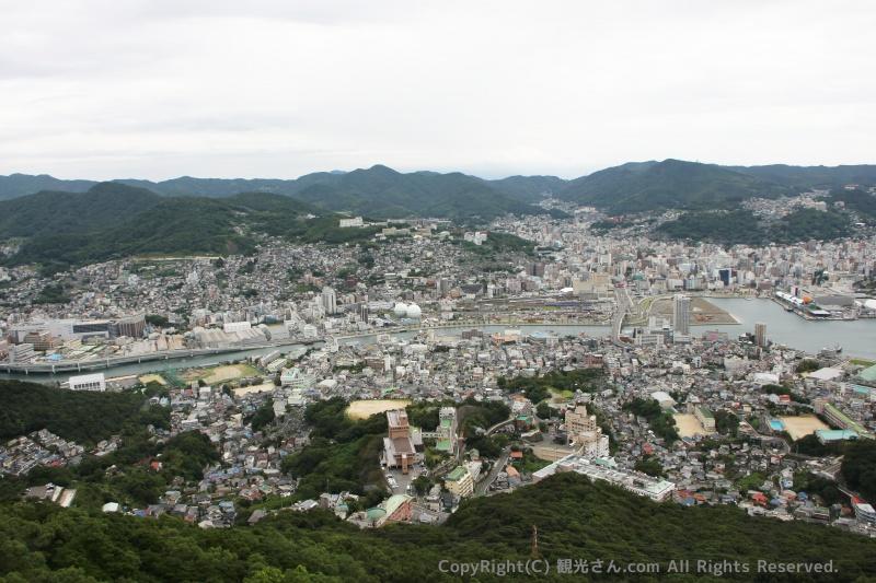 稲佐山からの景観1