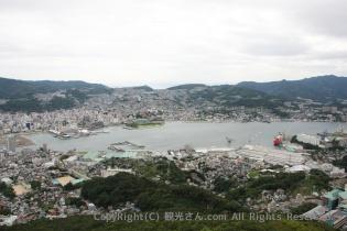 稲佐山からの景観2
