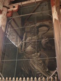 木造金剛力士像