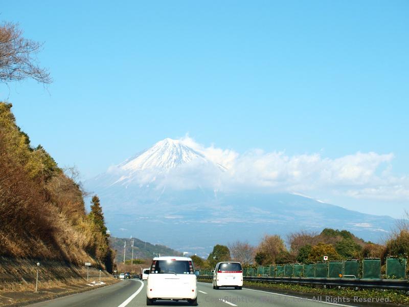 どこからでも富士山
