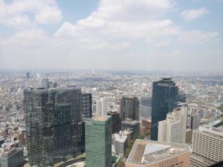 都庁からの眺め3