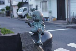 鬼太郎と目玉のおやじ