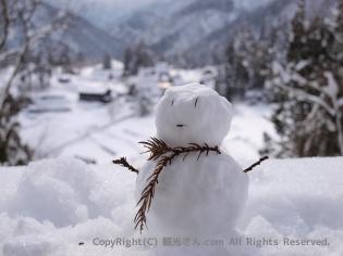 雪遊びの定番