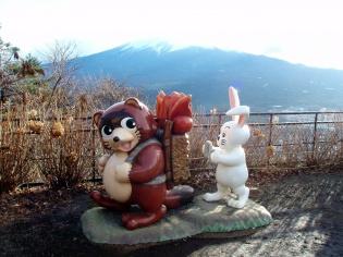 昔話「カチカチ山」2